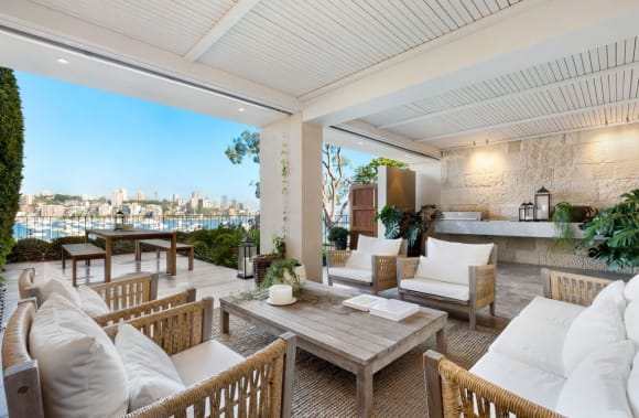 Macquarie Group executive David Roseman lists Point Piper penthouse