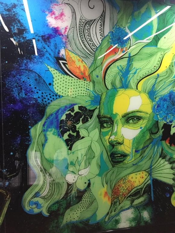 Work by Lulu Zagame