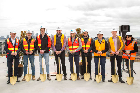 St Boulevard tops out: Buyer confidence skyrockets as building completion draws near