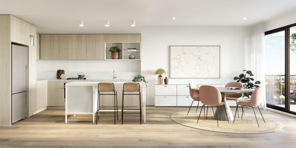 Melbourne apartment of the week: KingsVillage, Kingsville