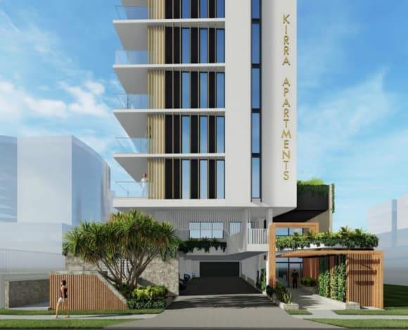Plans lodged for new Coolangatta apartment development Kirra Apartments