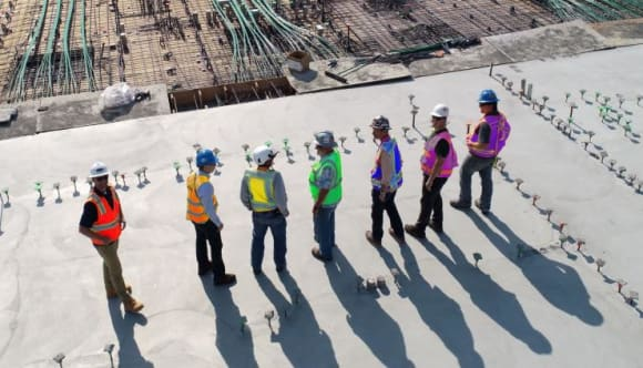 New UNSW research reveals barriers to LGBTQ+ inclusion in the construction industry