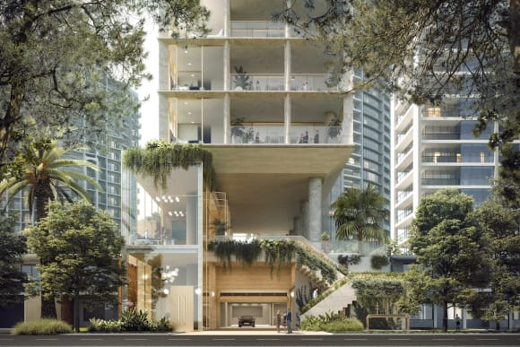 Broadbeach developers pivoting to owner-occupier apartments as Old Burleigh Road tower plans are lodged