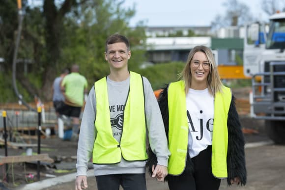 Construction commenced on .5 million residential development in Adelaide