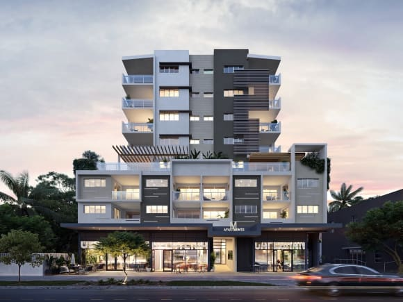 December 2020: The most affordable prices for new apartments in the Brisbane CBD