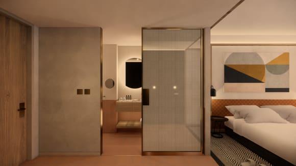 Bates Smart reveals Australia's first Park Hotel design