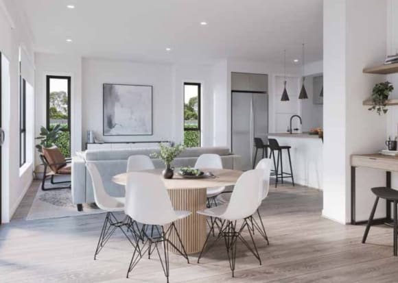 Just seven townhouses remaining in Cedar Woods exclusive Williams Landing development Marshal Place