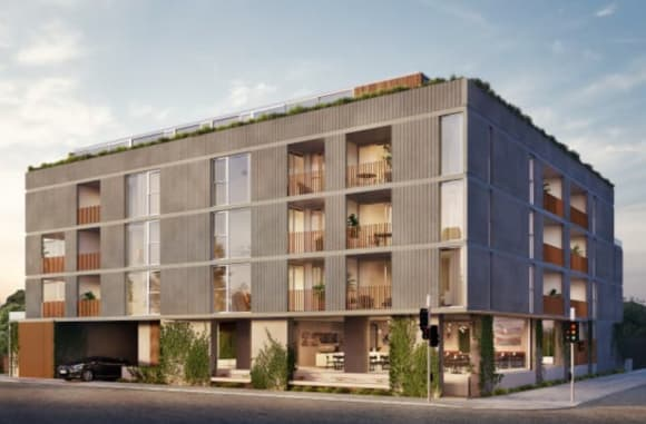 Why families are snapping up apartments in McKinnon's MCKN development