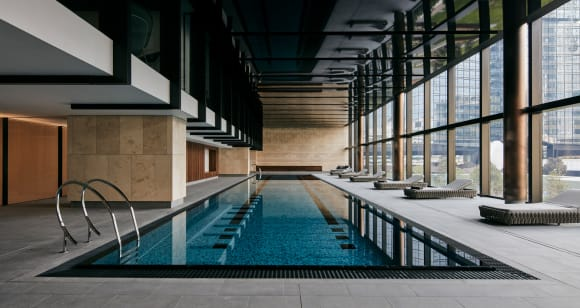 A list of the world-class amenities just a stone's throw from Melbourne Quarter