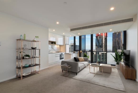 Central Equity complete 0 million Melbourne Grand high-rise tower