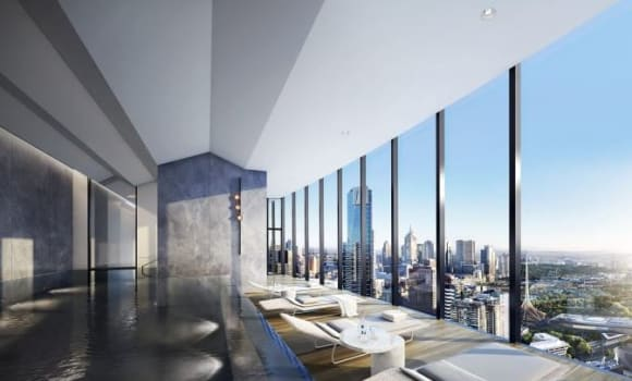 Check out 11 apartments in Melbourne with incredible city views