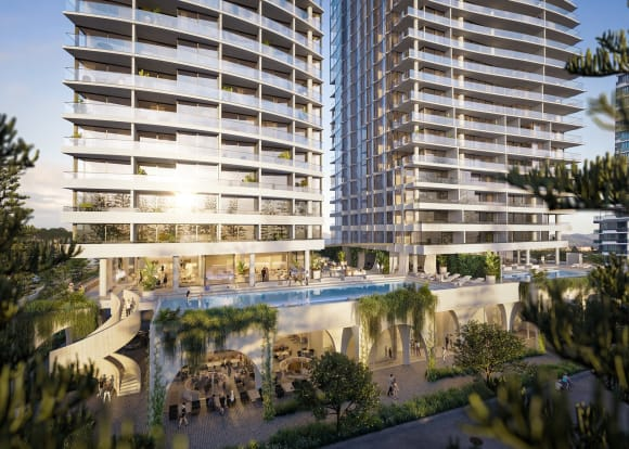 Vitale Property go all out with 5-star display centre experience at Mondrian Gold Coast Private Residences