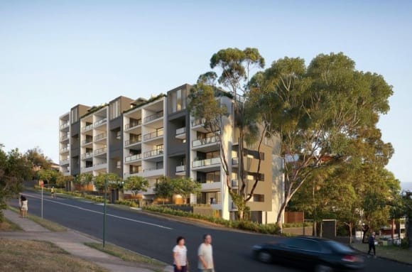 Fraser Property sees strong interest at their Macquarie Park project