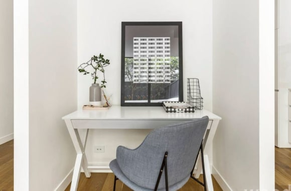 One bedder with study nook fits the bill in 8,000 Fairfield sale
