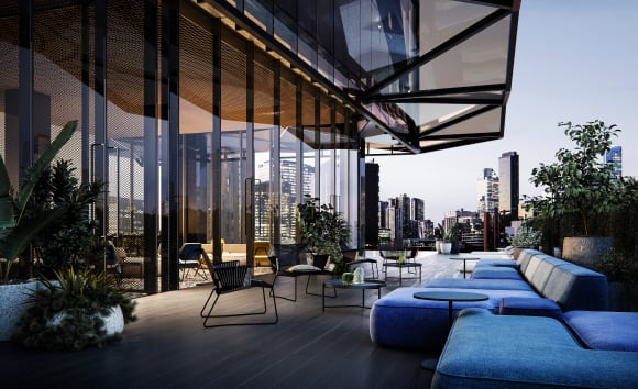Melbourne apartment of the week: The Normanby Melbourne, Southbank