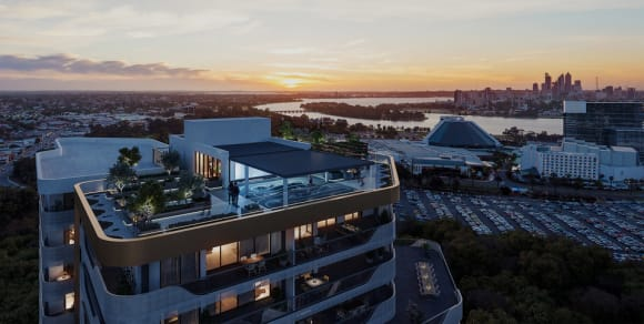 December 2020: New developments you can secure in Perth under 0,000