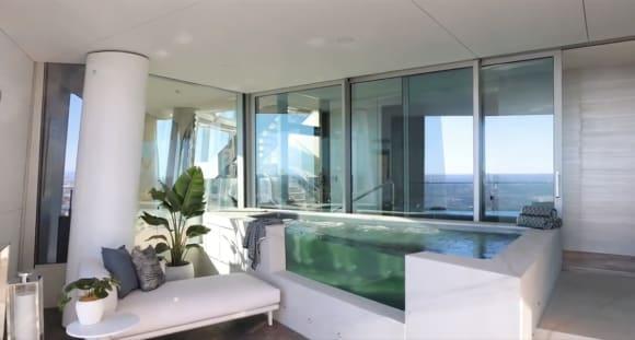 One Barangaroo penthouse video marketing gives inside look