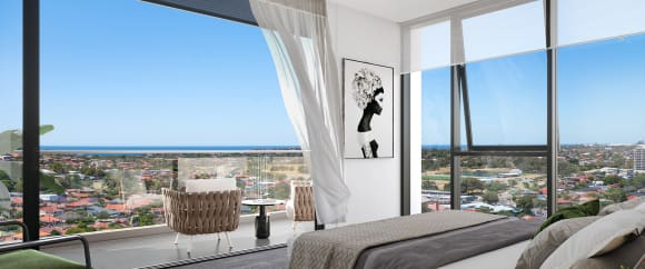Highrise living: 6 of Sydney's best apartment rooftops