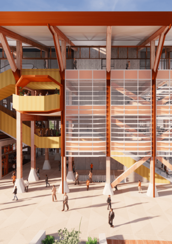 Three Australian universities with the most future-focused building designs