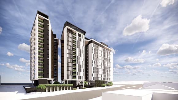 Pikos Group secure approval for 0 million Kangaroo Point project Skye Apartments