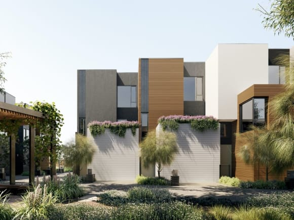 Everything you need to know about the brand-new Port Melbourne development, Port Lane