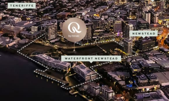 Why owner-occupiers should check out Sky Precinct, Mirvac's latest Quay Waterfront Newstead apartment tower