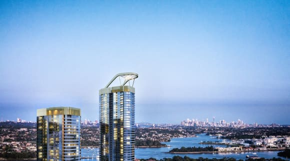 Sydney's apartment of the week: Rhodes Central
