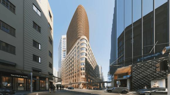 The 0 million overhaul: A luxurious future for Sydney's David Jones menswear store