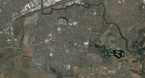 How close is Melbourne to becoming a Polycentric city?