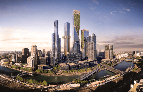 Southbank by Beulah: State Government give Australia's tallest future skyscraper the green light to commence construction