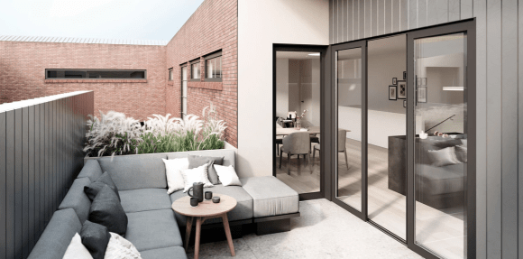 Melbourne townhouse of the week: Brunswick East Collection