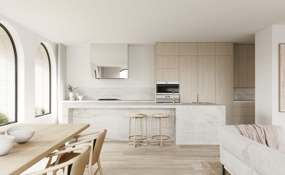 Melbourne townhome of the week: Hampden by RMA, Armadale
