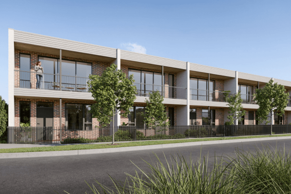 Low-maintenance family townhomes from 0,000: The design details of LUMA in Sunshine North