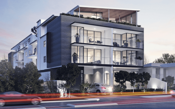 Four new Perth apartments on the market right now