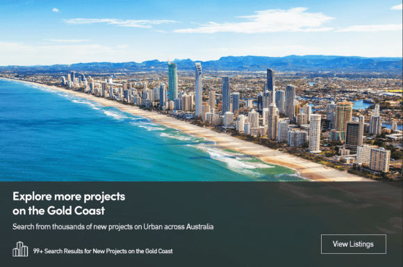Tower reveal: 0 million tower proposed for Four Corners, 3519 Main Beach Parade, Surfers Paradise site