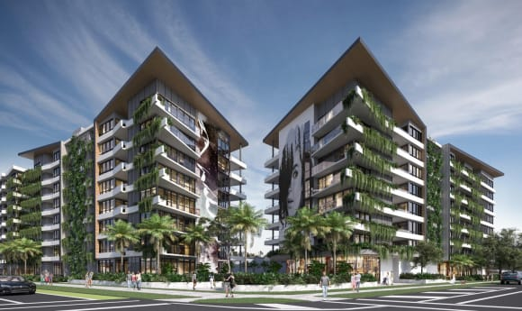 Sunshine Coast apartment demand continues as Cube sell-out one development, launch another