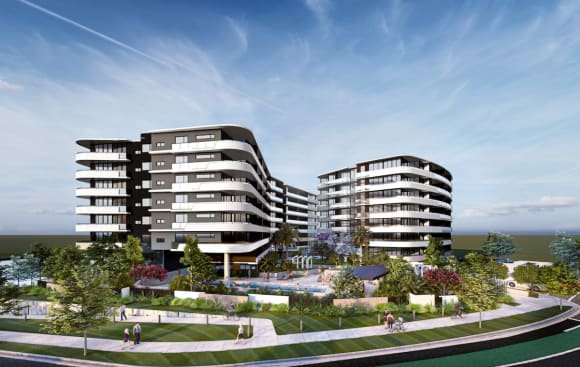 Aniko Group secure approval for more apartments in Hope Island transformation