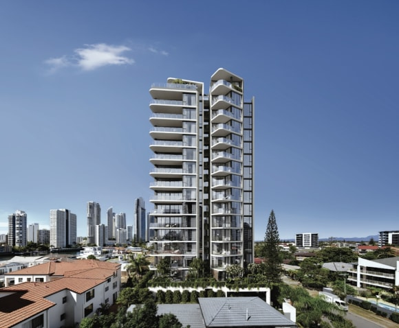 Brisbane-based developer Siera lodges Tapestry, Chevron Island apartment development plans