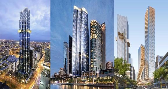 Southbank Development Overview August 2018