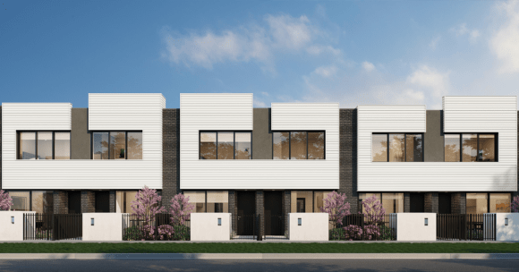 5 Melbourne townhouse listings under 0,000