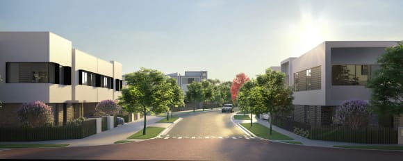 Woodlea fast track  million Taylors Road infrastructure project
