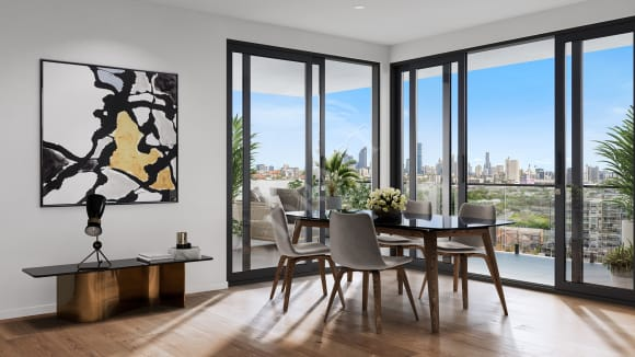 Brisbane apartments in top Woolloongabba location