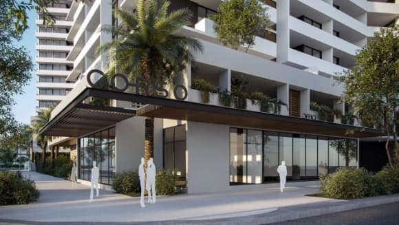 Maroochydore's newest CBD tower Market Lane nearly sold out