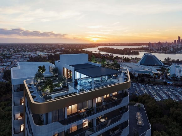 8 of Perth's most stylish new apartments on the market right now