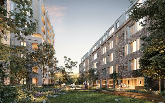Alex Collective: New four-tower residential development launches in Alexandria