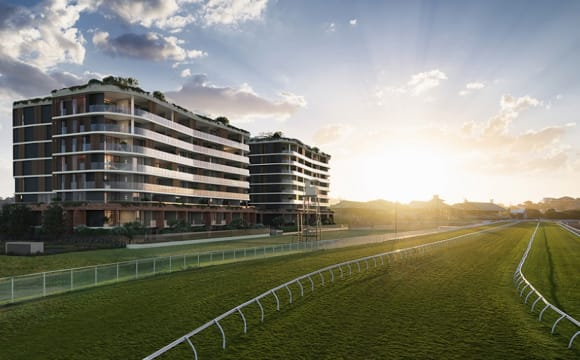 Mirvac's Ascot House near Eagle Farm Racecourse sells out