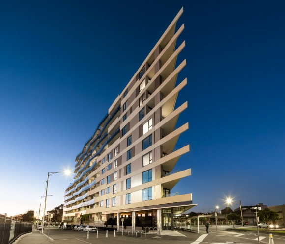 A look at Volaire, Cbus Property's latest development in West Melbourne