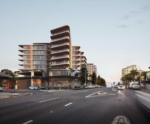Sammut Group's 0 million mixed-use development Vue to change Cronulla CBD