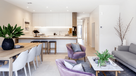 Inside the five-bedroom homes at Mirvac's Waverley Park