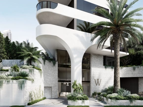 Billy and Jackie Cross sell Broadbeach Waters home for .5 million
